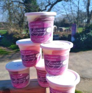 nos produits glaces et sorbets